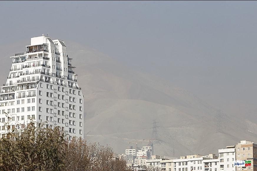 ساخت و سازهای بی قاعده تهران سدی در مقابل جریان باد در پایتخت