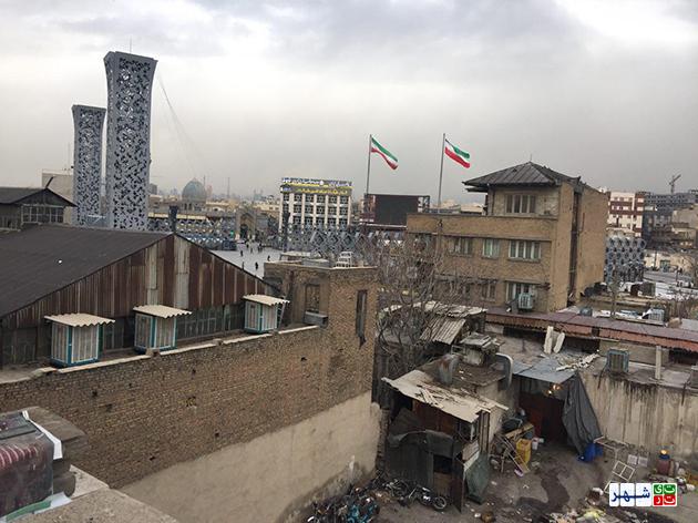 پیاده راه آئینی 17 شهریور کسبه را به خاک سیاه نشاند