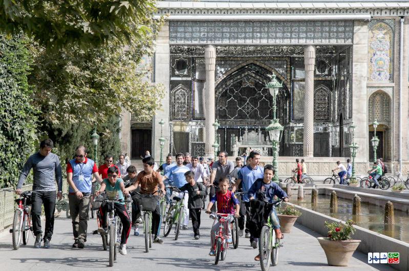 گردشگری پاک، حلقه مفقوده برنامه های تهرانگردی / گشت و گذار در قلب طهران قدیم با دوچرخه