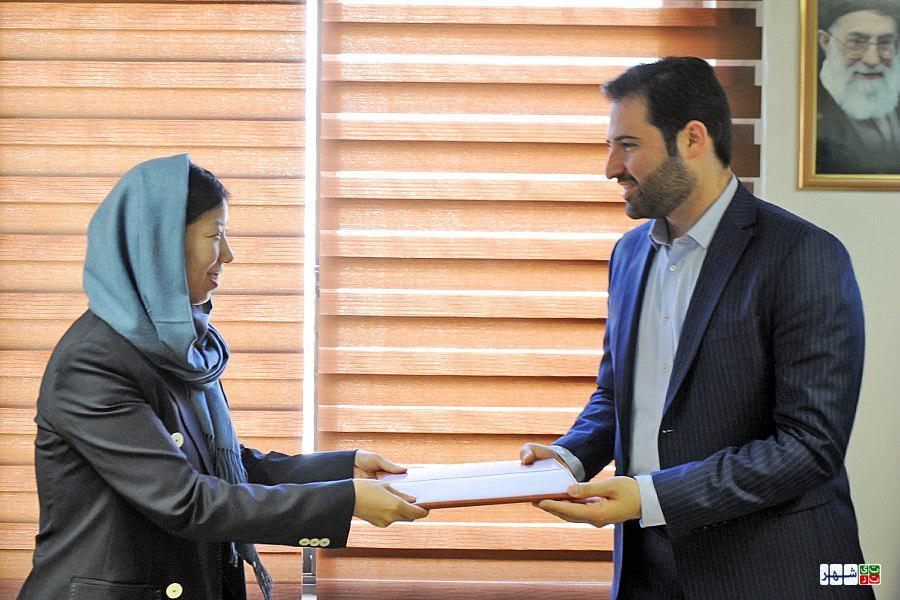 گروه تکنولوژی چاینا الکترونیک (CETC) به پروژه «تهران هوشمند» پیوست