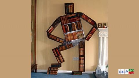 طراحی های مدرن برای کتابخوان ها