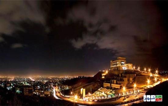 عکس بام هاشمیه مشهد