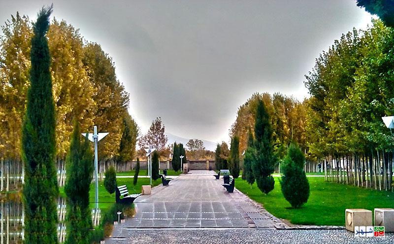 پارک بعثت شیراز