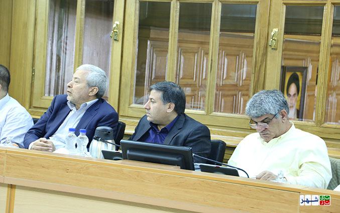 اعضای منتخب شورای پنجم به روایت تصویر