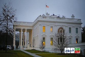 بسته شدن کاخ سفید در پی کشف بسته مشکوک