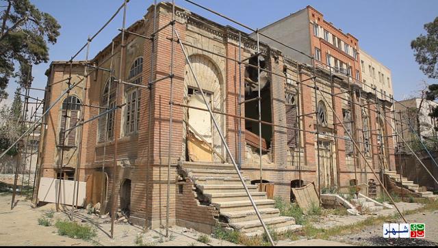 سایه فراموشی بر سر خانه ظهیر الاسلام/ مرگ تدریخی یک خانه تاریخی