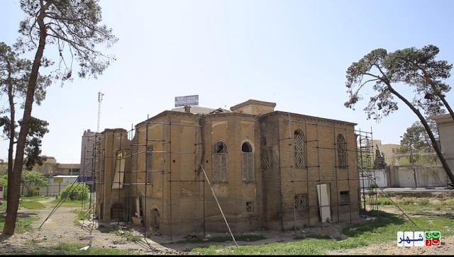 سایه فراموشی بر سر خانه ظهیر الاسلام/ مرگ تدریجی یک خانه تاریخی
