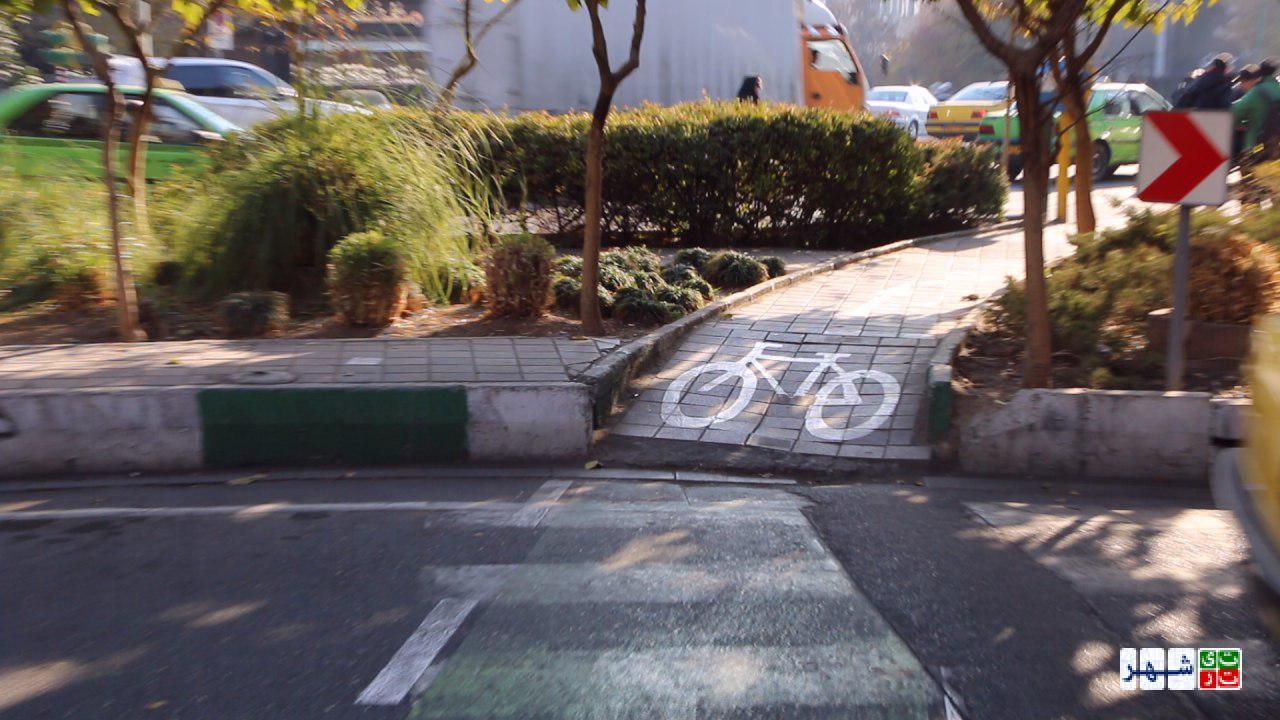 خطوط دوچرخه ای که همچنان از آن دفاع می کنید + عکس