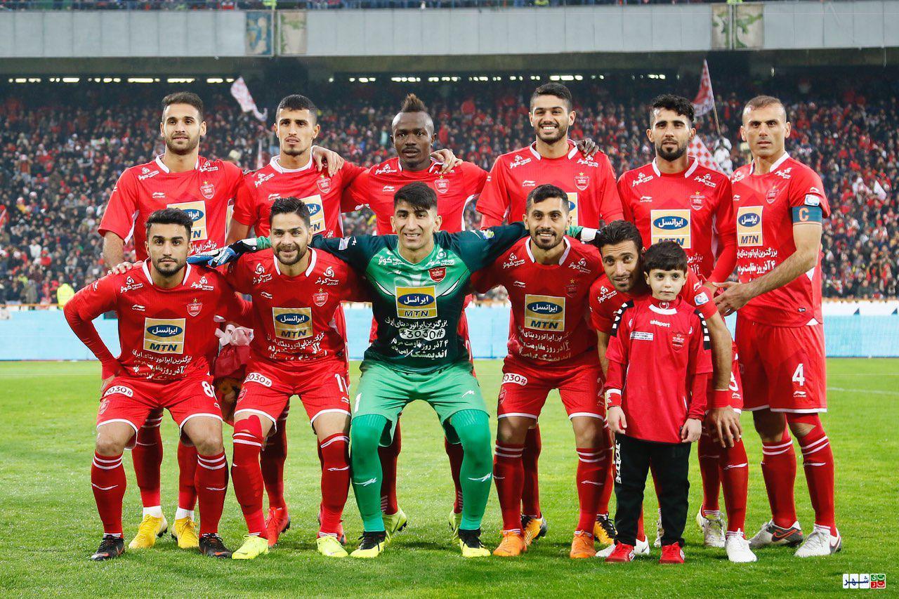 گل محمدی: پرسپولیس بهترین تیم ایران است