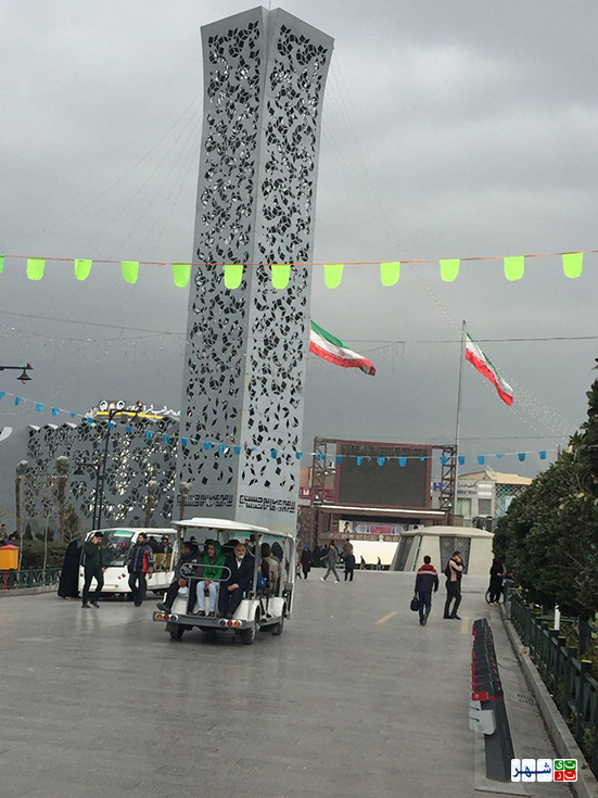 خروج میدان امام حسین از بن بست/ ورود دوباره خودروها به خیابان 17 شهریور