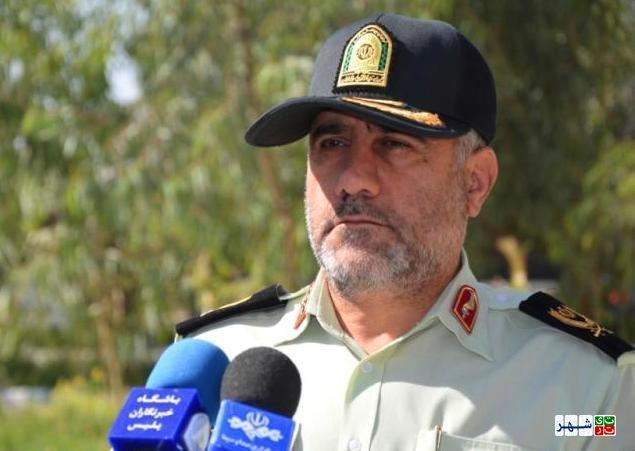 دستگیری مردی با ۲ تن سکه در تهران
