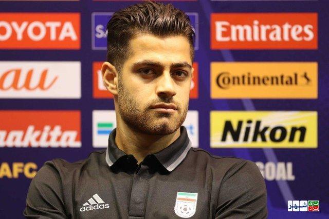 پورعلی گنجی و ابراهیمی در تیم منتخب آسیاییها در جام جهانی
