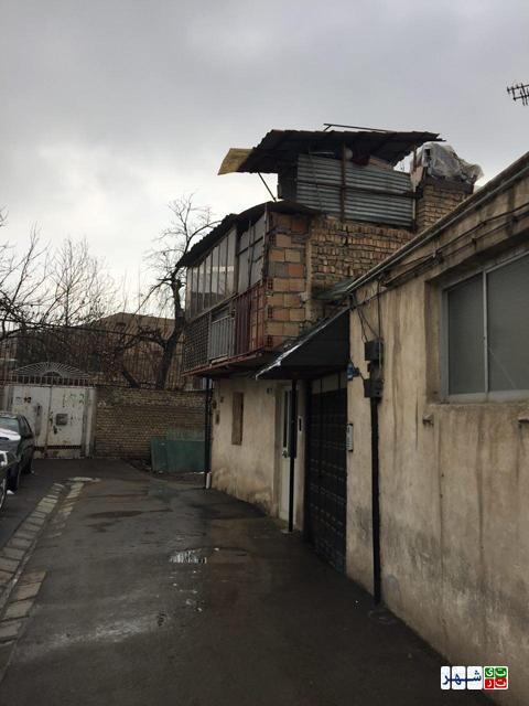 ده ونک، محله ای محروم در شمال تهران! /سقف های لرزان خانه های فرسوده ده ونک