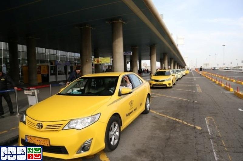 پروازها کم شد، اقساط تاکسی های لوکس روی دست راننده ها ماند/ نفوذ مسافربرهای شخصی به داخل سالن های فرودگاه برای مسافردزدی