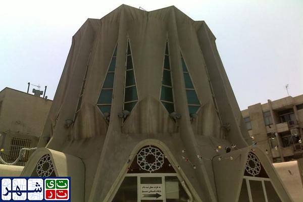 بی توجهی به معماری اصیل ایرانی-اسلامی در ساخت مساجد پایتخت