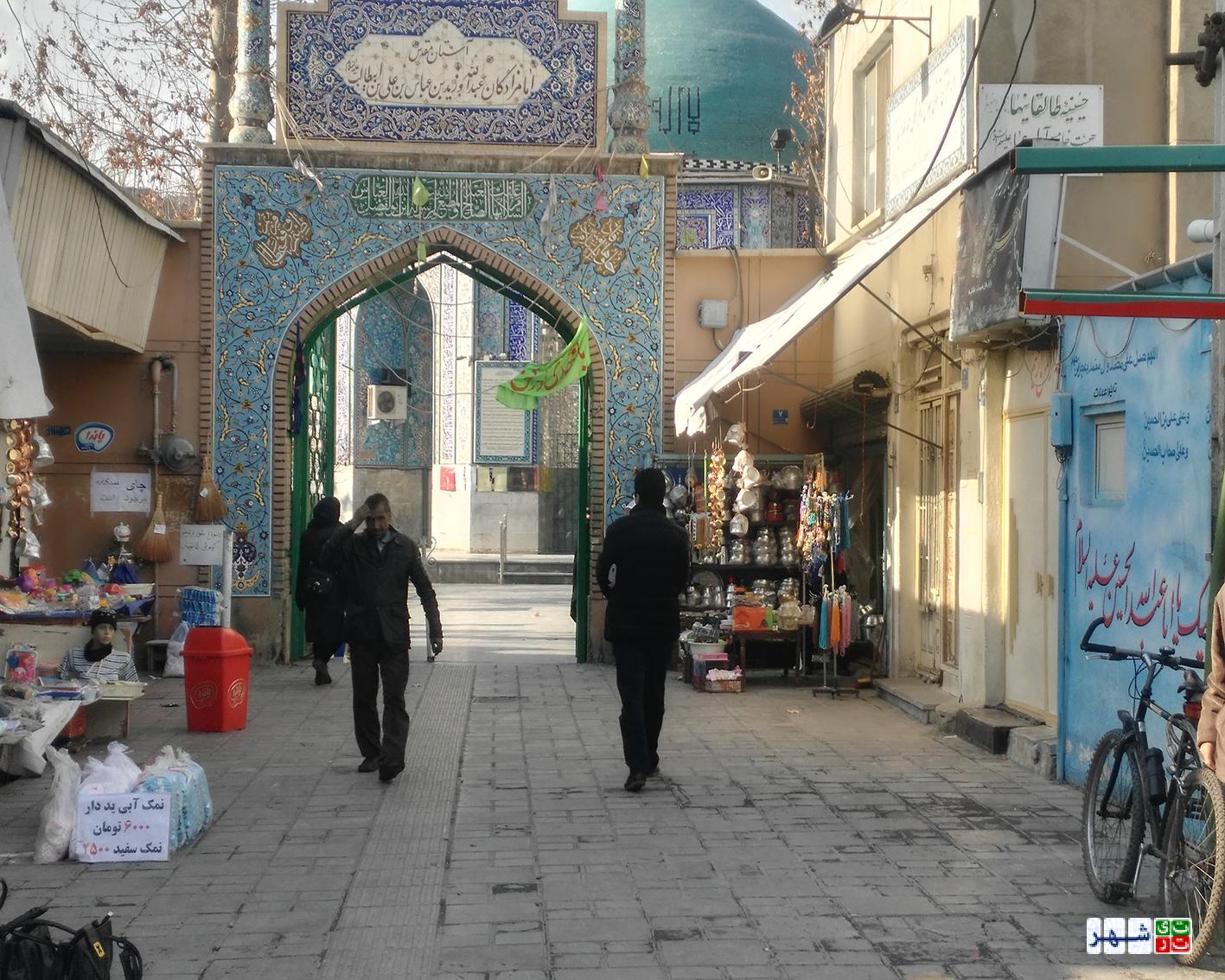 زندگی درکوچه های متروکه یک متری!/ یک شبه بخت سیاه خانه های امامزاده عبدالله باز شد!
