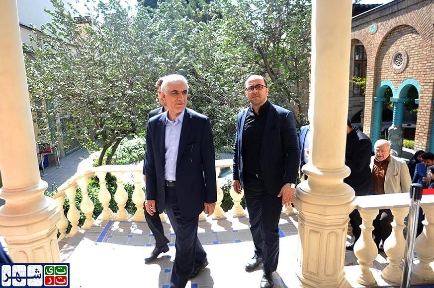 افشانی  با تاریخ تهران آشنا شد اما پایتخت را دیر شناخت!