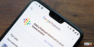 اپلیکیشن Google Podcasts برای iOS منتشر شد